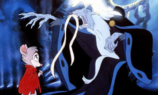 the secret of nimh, film,