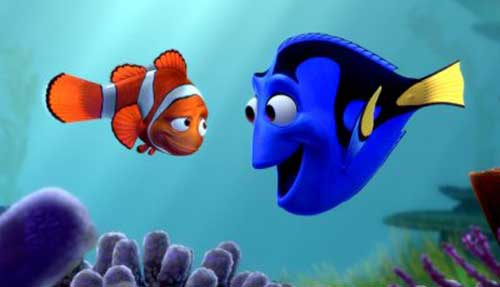 finding nemo film movie pixar