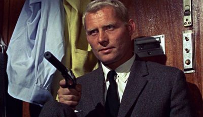 Red Grant, Top 10 Bond Villians, From Russia With Love, Robert Shaw