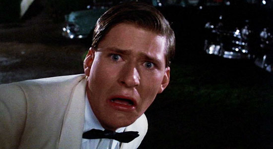 back to the future, best bits, george mcfly,