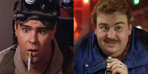 ghostbusters, planes, trains and automobiles,