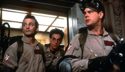Ghostbusters, Ivan Reitman, Top 10 Films, Dan Aykroyd, Bill Murray, Harold Ramis,