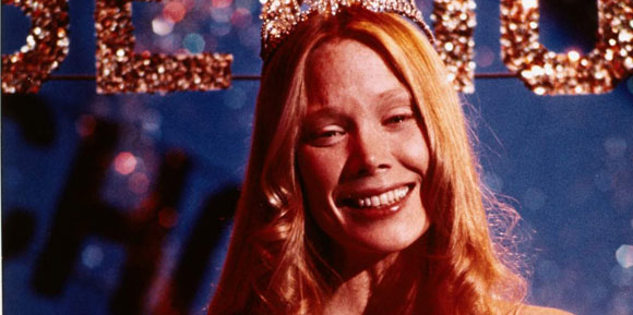 carrie, sissy spacek, girl power, dominant female film roles,
