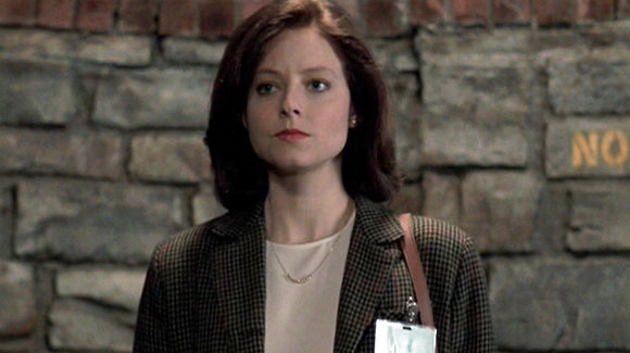 jodie foster, clarice starling, 