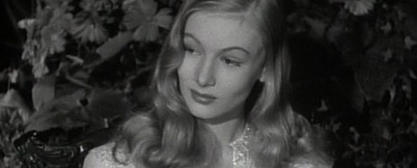 the glass key - veronica lake