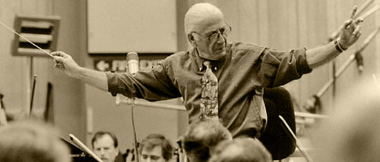 jerry goldsmith, movie music, film composer, orchestra, ridley scott, alien,