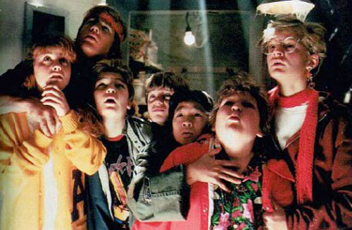 the goonies, adventure,
