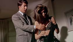 Image result for dustin hoffman and anne bancroft in the graduate