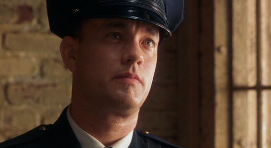 green mile, film, tom hanks best film,