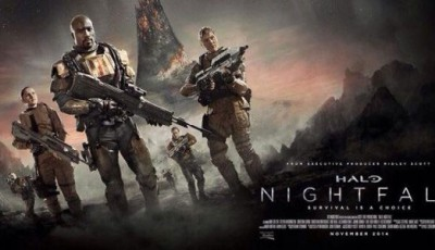 Halo, Nightfall, Steven Waddington, Nick Colter, Interview, Top 10 Films