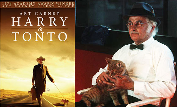 harry and tonto, film, best road trip comedy,