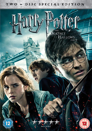 harry potter and the deathly hallows part 1 dvd release. Harry potter deathly hallows