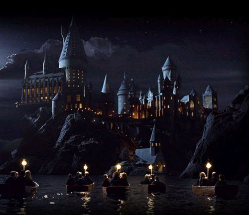 hogwarts, harry potter, film, deathly hallows,
