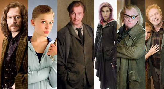 order of the phoenix characters