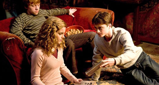 half-blood prince, harry potter, film,