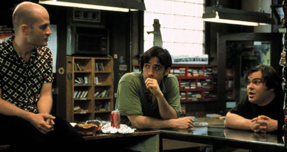 Top 10 Films of John Cusack - High Fidelity