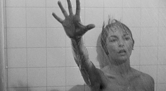 psycho, janet leigh, shower scene, hitchcock, thriller, ho