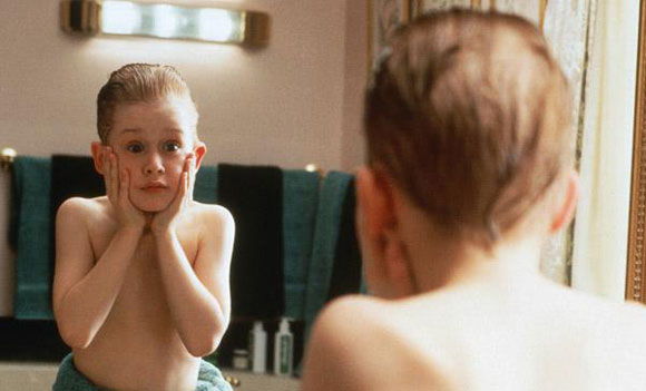 home alone, macauley culkin, christmas films of the 1990s,