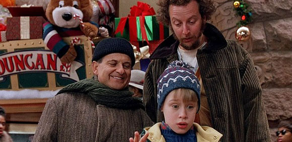 home alone 2, best christmas films of the 1990s,