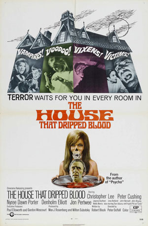 the house that dripped blood, best 70s horror, film
