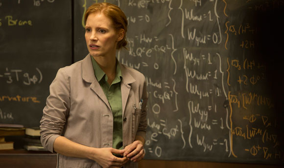 Interstellar, Jessica Chastain, Top 10 Films,