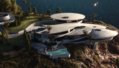 Tony Stark's - aka Iron Man - mansion available for rent in Ibiza | Top 10 Films
