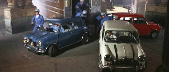 italian job, film, michael caine,