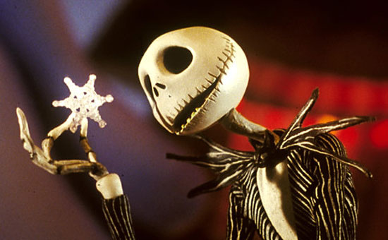 nightmare before christmas, film, tim burton