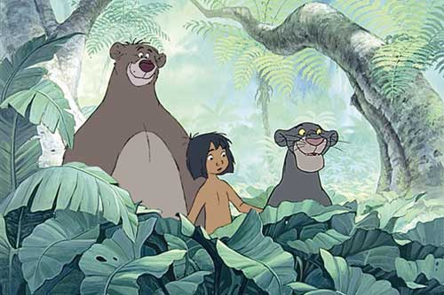 jungle book, disney, best family movies,