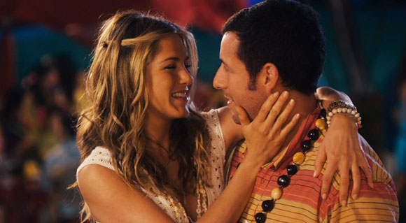 just go with it, film, adam sandler, jennifer aniston,