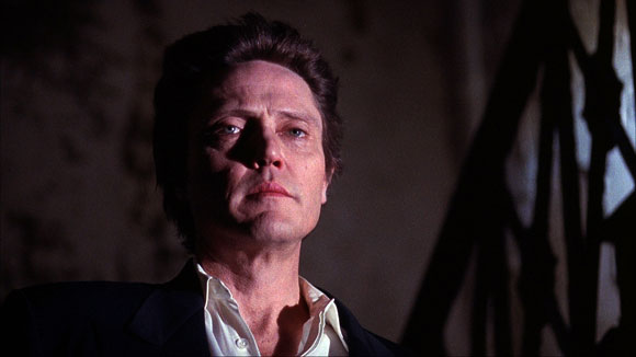 King of New York, Christopher Walken,