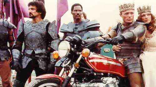 knightriders george romero movie