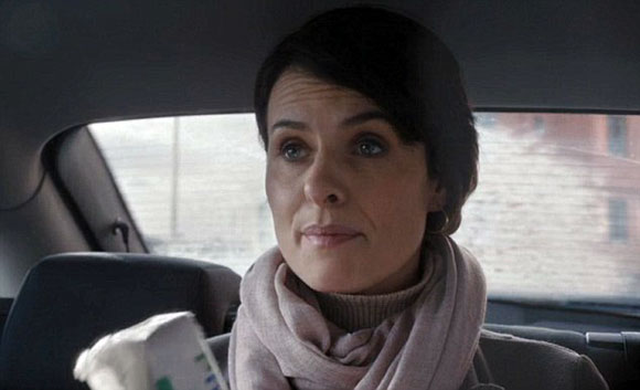 Leanne Best as Tina Reynolds in Cold Feet