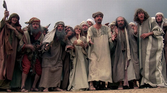 Monty Python's Life of Brian, Film, Terry Gilliam, Top 10 Comedy Films