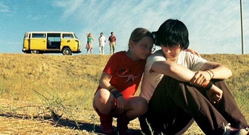 little miss sunshine,