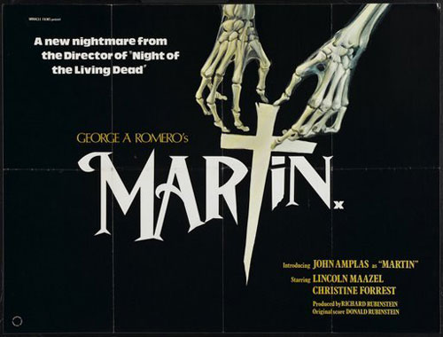 martin, romero, best 70s horror,