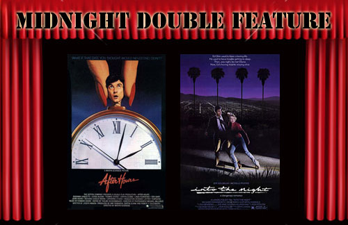 after hours and into the night scorsese landis film