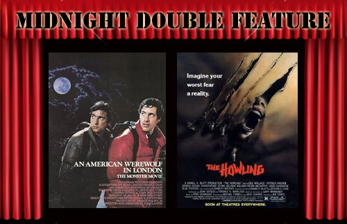 an american werewolf in london the howling jonh landis joe dante