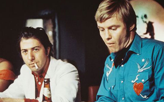 dustin hoffman's best acting performances, midnight cowboy,