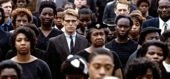 an analysis of the civil rights battle in mississippi burning a film The 1988 film mississippi burning drew extensive criticism for its misleading portrayal of the fbi's investigation of three murdered civil rights activists in 1964.