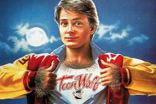 what is michael j fox best film teen wolf