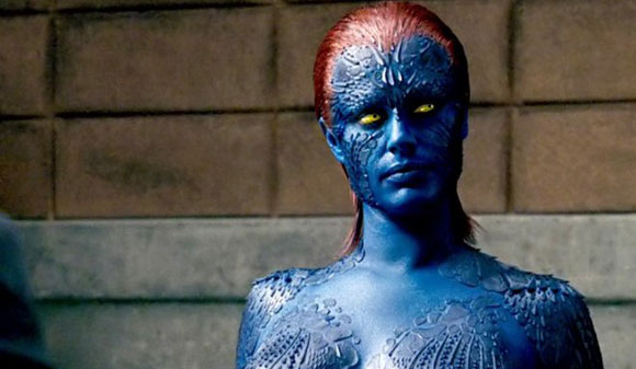 mystique, x men,