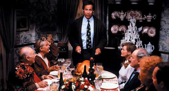 christmas vacation, clark griswold,