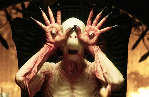 pan's labyrinth guillermo del toro top 10 film 2006