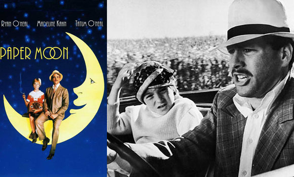 paper moon, film, road trip movies,