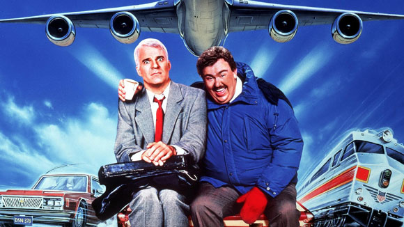 planes, trains and automobiles, best road trip movies,