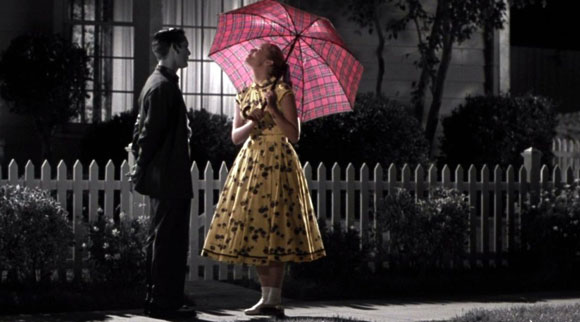 Pleasantville, Tobey Maguier, Reese Witherspoon,