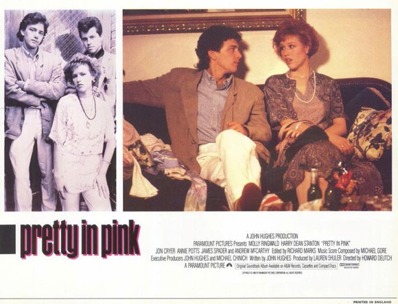Pretty in Pink, 30th Anniversary - Top 10 Films