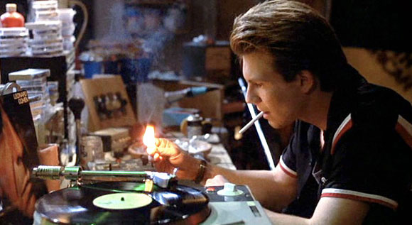Christian Slater is the James Dean of Pump Up The Volume.