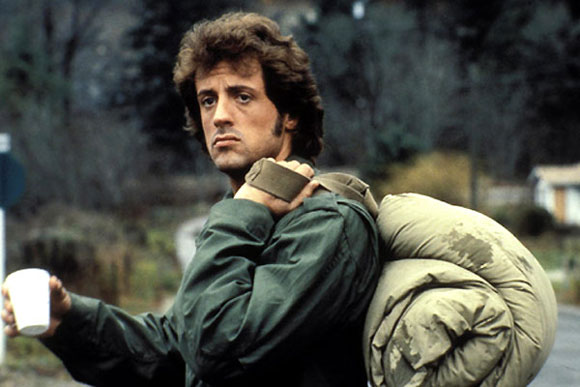 Rambo, First Blood, Sylvester Stallone,